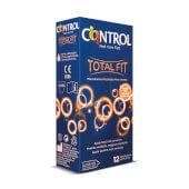 CONTROL TOTAL FIT 12 Unidades - CONTROL
