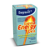 DAGRAVIT SUPER ENERGY 40 Tabs - DRAGAVIT