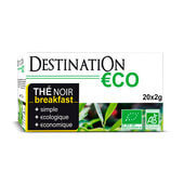 TE NEGRO DE CEILAN 20 x 2g - DESTINATION