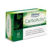 CARBOACTIV 60 Caps - DIETISA