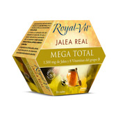 JALEA REAL ROYAL VIT MEGA TOTAL 20 x 10ml - DIETISA