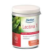 LECITINA 1 - 90 Perlas - DIETISA