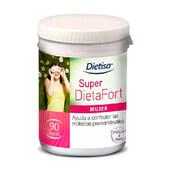 SUPER DIETAFORT 90 Perlas - DIETISA