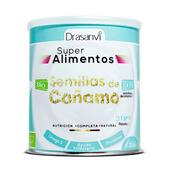 SEMILLAS DE CAÑAMO BIO 200g - DRASANVI