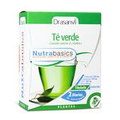 Té Verde Nutrabasics - Drasanvi - Rico en antioxidantes