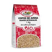 COPOS DE AVENA SUAVES INTEGRALES BIO 1 Kg - EL GRANERO INTEGRAL