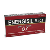 ENERGISIL MACA 30 Caps - ENERGISIL