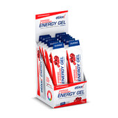 ENERGY GEL - GINSENG & GUARANA + VITAMIN C - 12 x 50g - ETIXX