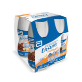 ENSURE NUTRIVIGOR DRINK CHOCOLATE 4 x 200ml - ENSURE