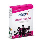 IRON 125 AA 30 Caps - ETIXX