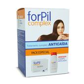 FORPIL COMPLEX 90 Caps + CHAMPU ANTICAIDA 200ml - FORPIL
