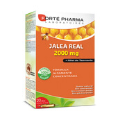 JALEA REAL 2000mg 20 x 15ml - FORTE PHARMA