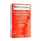TURBOSLIM 100% LIPO 30 Caps - FORTE PHARMA