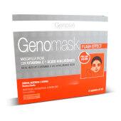 GENOVE GENOMASK MASCARILLA FACIAL 6 Sobres de 8ml - GENOVE