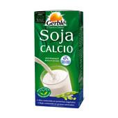 BEBIDA SOJA CALCIO 1 Litro - GERBLE