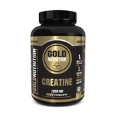 CREATINE 60 Tabs - GOLD NUTRITION