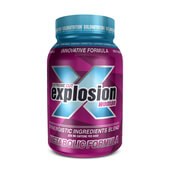 EXTREME CUT EXPLOSION WOMAN 120 Caps - GOLD NUTRITION