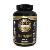 GLUTAMINE 90 Caps - GOLD NUTRITION