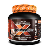 L-GLUTAMINE EXTREME FORCE 300g - GOLD NUTRITION