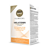 MELATONIN POWER SLEEP 30 Caps - GOLDNUTRITION CLINICAL