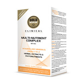 MULTI-NUTRIENT COMPLEX 60 Tabs - GOLDNUTRITION CLINICAL