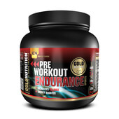 PRE WORKOUT ENDURANCE 300g - GOLD NUTRITION