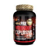 PRE WORKOUT EXPLOSIVE 1 Kg - GOLD NUTRITION