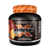 PRE-WORKOUT LOW CARB EXTREME FORCE 300g - GOLD NUTRITION