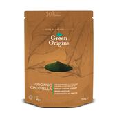 CHLORELLA ORGANICO 150g - GREEN ORIGINS