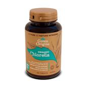 CHLORELLA ORGANICO 180 Tabs - GREEN ORIGINS