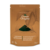 ESPIRULINA ORGANICO 150g - GREEN ORIGINS