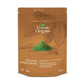 TRIGO VERDE ORGANICO 125g - GREEN ORIGINS