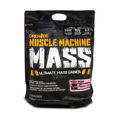 MUSCLE MACHINE MASS 5,75 Kg - GRENADE