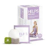 RELAX BIO 20 Infusiones - HELPS