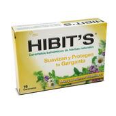 HIBIT'S MIEL Y LIMON CON VITAMINA C 16 Caramelos - HIBIT'S