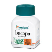 BACOPA BRAHMI 60 Caps - HIMALAYA
