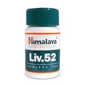 LIV.52 - 100 Tabletas - HIMALAYA HERBALS - PROTECTOR HEPATICO
