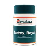 TENTEX ROYAL 60 Caps - HIMALAYA HERBALS