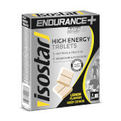HIGH ENERGY Tablets 24 x 4g - ISOSTAR