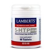 5-HTP 100mg 60 Tabs - LAMBERTS