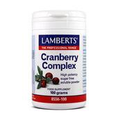 CRANBERRY COMPLEX 100g - LAMBERTS