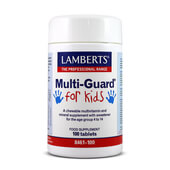 MULTIGUARD FOR KIDS 100 Tabs - LAMBERTS