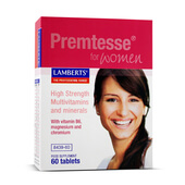 PREMTESSE FOR WOMEN 60 Tabs - LAMBERTS