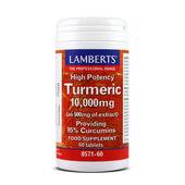 TURMERIC 10mg 60 Tabs - LAMBERTS