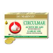 ACEITE DE AJO CIRCULMAR 60 Caps - MARNYS