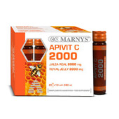 APIVIT C 2000 - 20 x 10ml - MARNYS