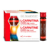 L-CARNITINA 2000mg 20 x 11ml - MARNYS