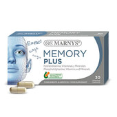 MEMORY PLUS 30 Caps - MARNYS