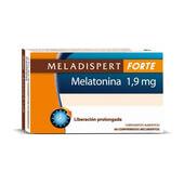 MELADISPERT FORTE MELATONINA 1,9mg 60 Tabs - MELADISPERT