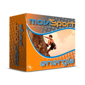 ENERGIA 12 x 10ml - MOVISPORT